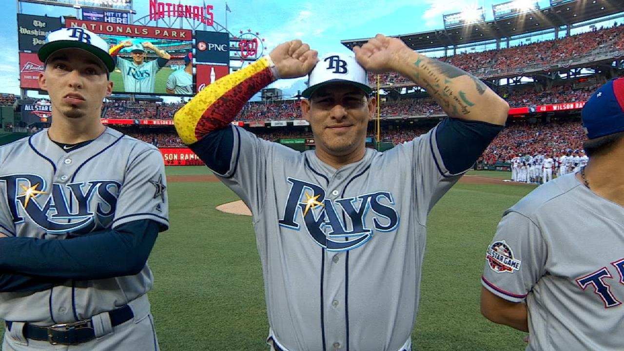 Wilson Ramos On Dl Until Past Trade Deadline Sgaguilar Javier Electrical Current And Electric Circuits Introduced In Dc