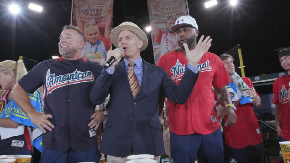 All-Star Hot Dog Eating Contest