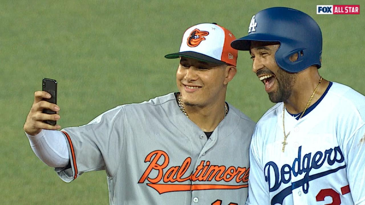 Los Dodgers esperan con ansias ver a Manny Machado jugar con el ...