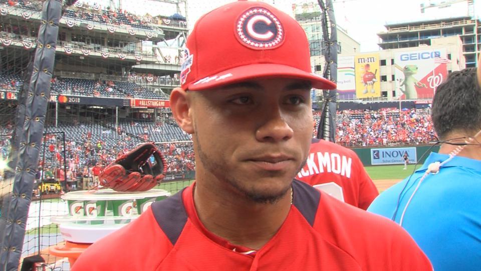 Contreras habla del All Star