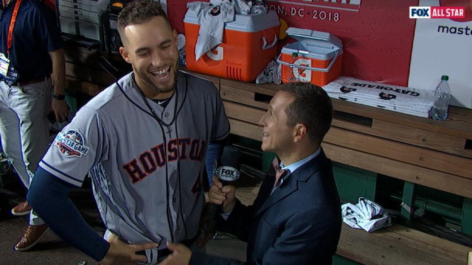 Springer talks about homer