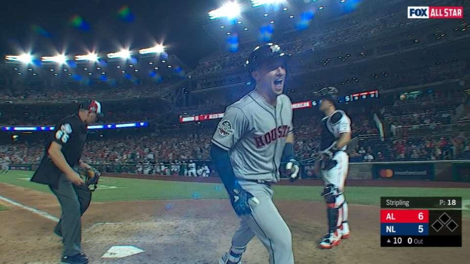 Bregman's 10th-inning home run
