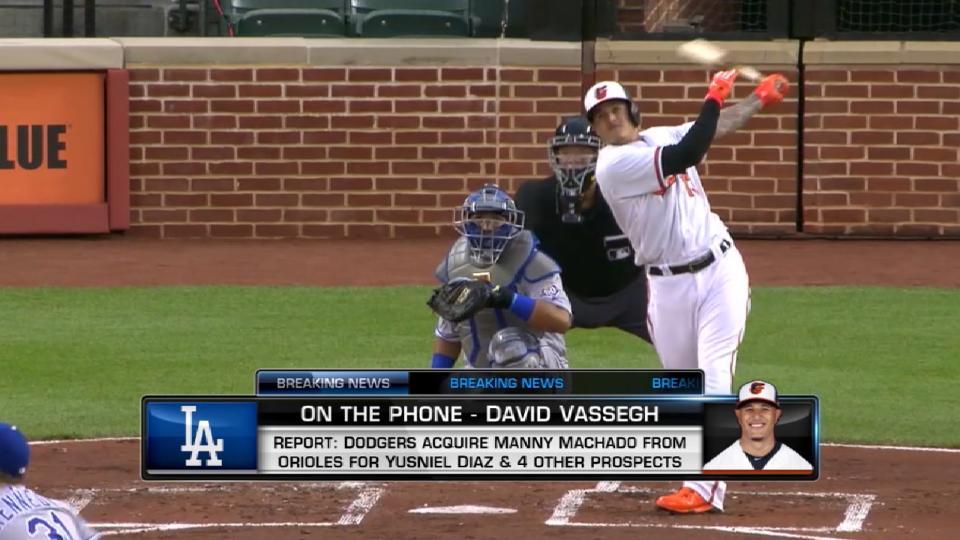 The Machado Era in Dodgertown