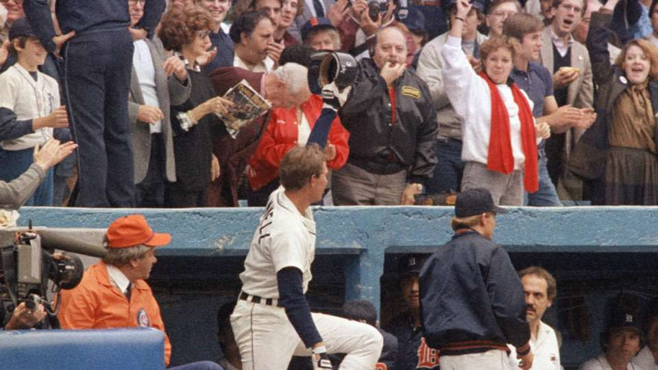Trammell on going into the Hall