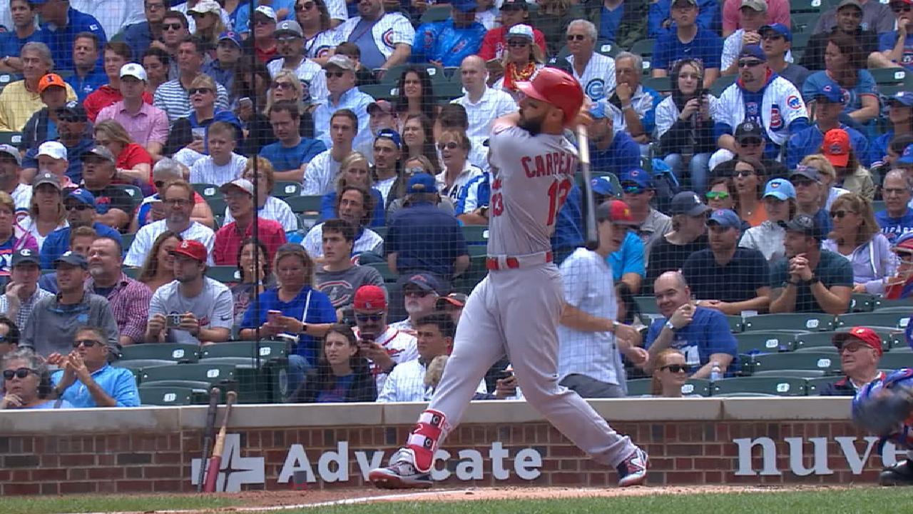 Matt Carpenter's home run streak graded | MLB com