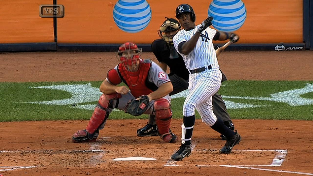 Alfonso Soriano le ha dado nueva vida a los Yankees  4df499e7cd9