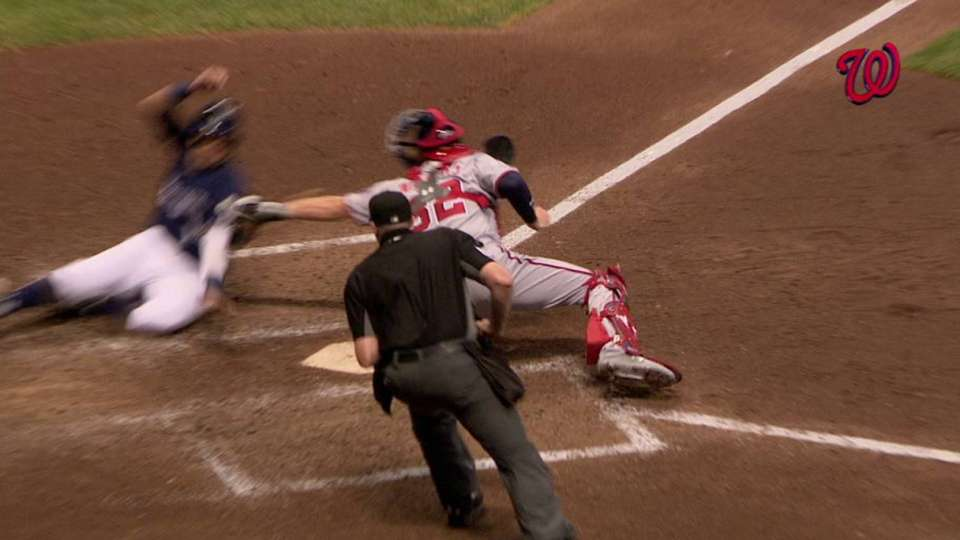 Zimmerman throws out Perez