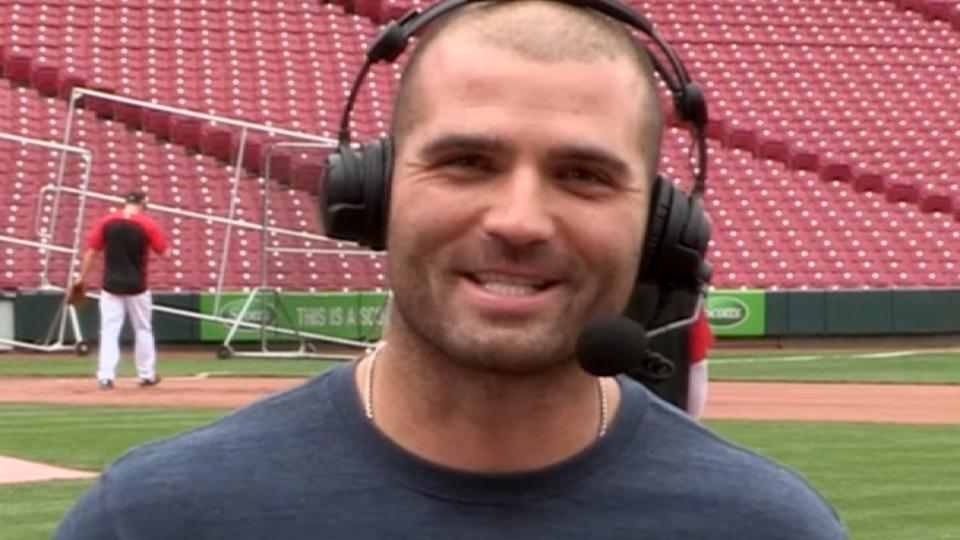 Joey Votto on Ted Williams' book