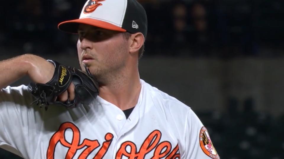 MLB Tonight: Britton to New York