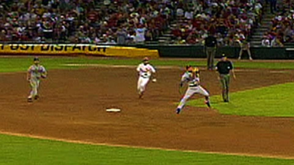 Furcal's triple play