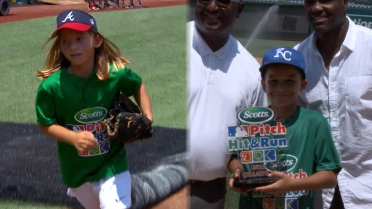 9e653b364 Pitch Hit & Run 7, 8-year old champions on even
