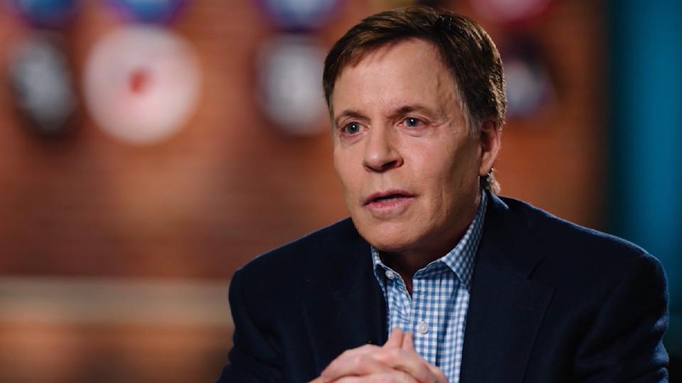Costas on Hall of Fame ceremony