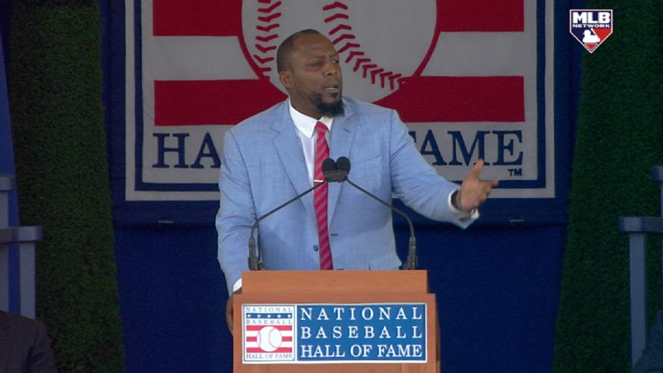 Guerrero happy to be inducted