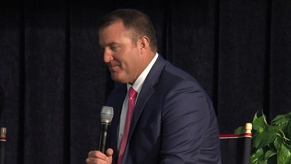 Thome on daughter's anthem