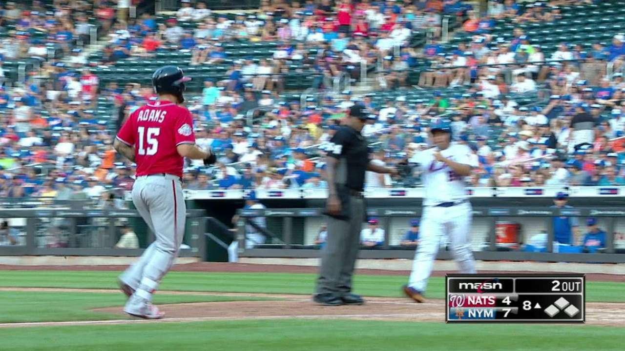 a92f994bd Zack Wheeler earns first win since April   New York Mets