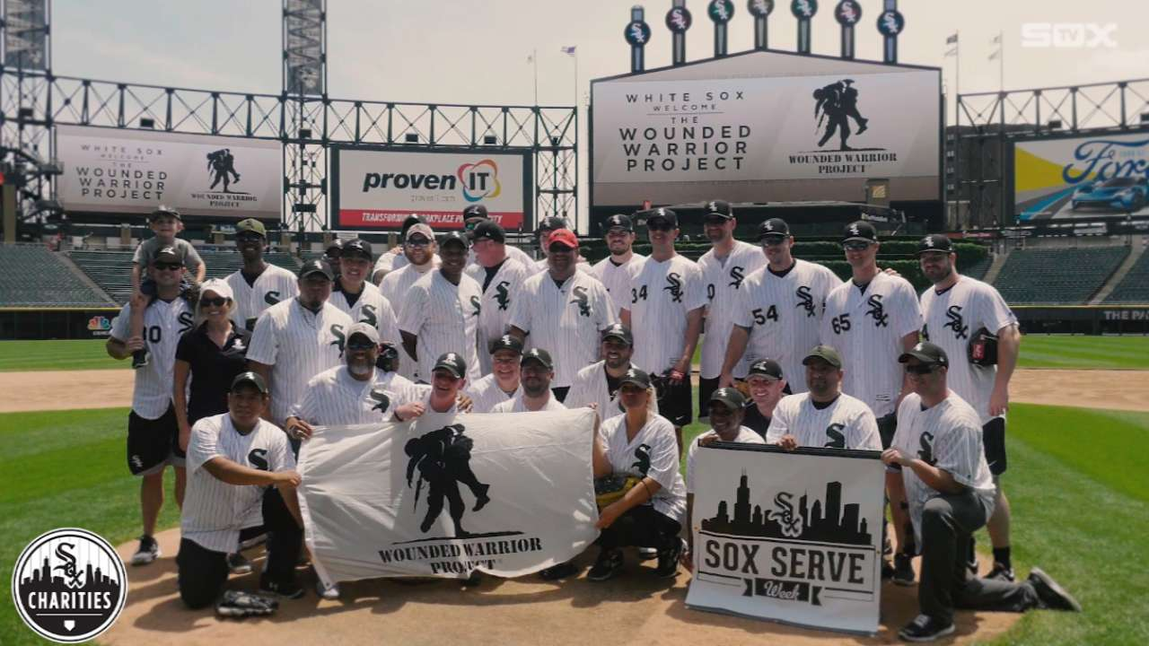 About Us | White Sox Charities | Chicago White Sox
