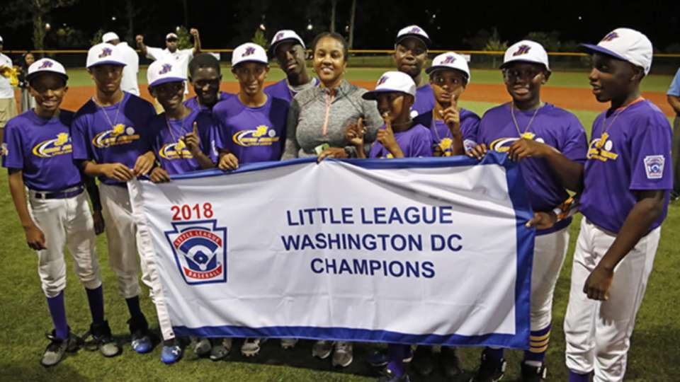 Nats Youth Baseball Academy