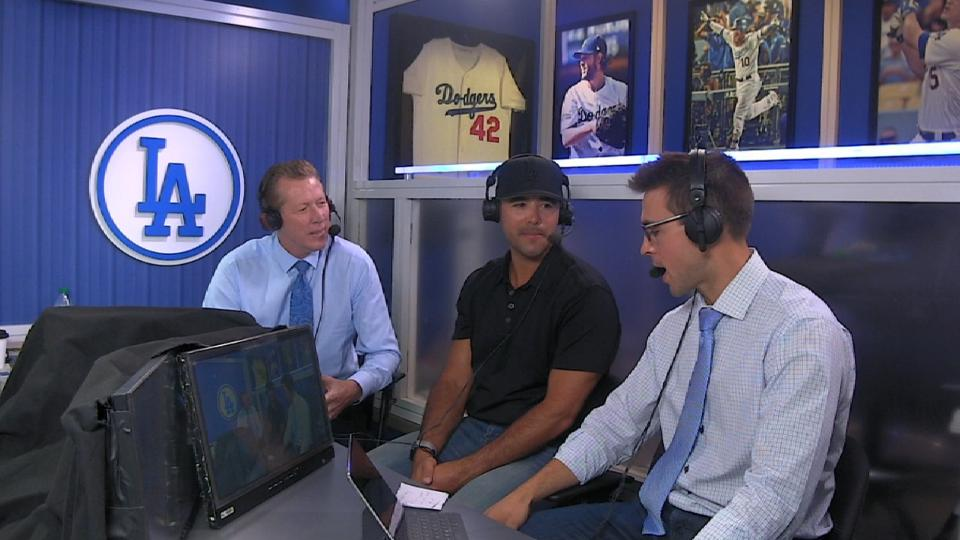 Ethier on getting honored