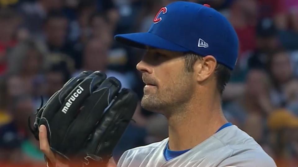 Hamels' new start with the Cubs