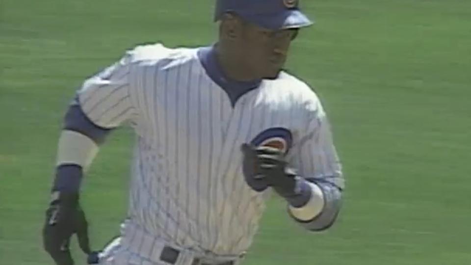Sosa's 48th homer of 1998