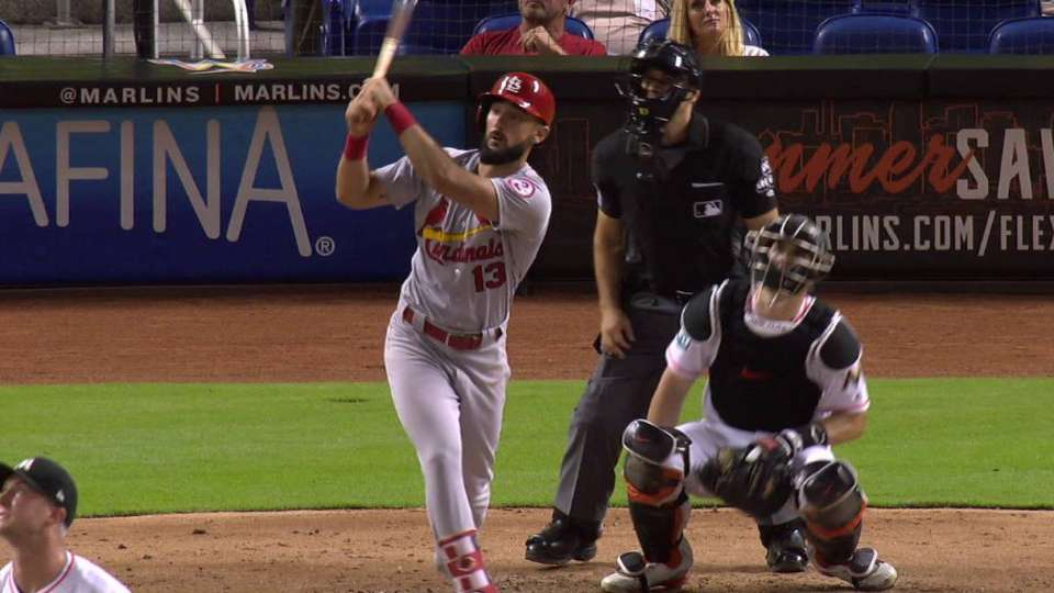Carpenter's 31st home run