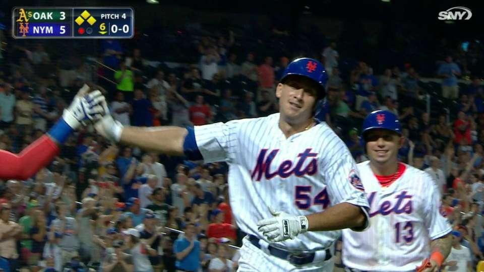 Rivera's odd Little League homer