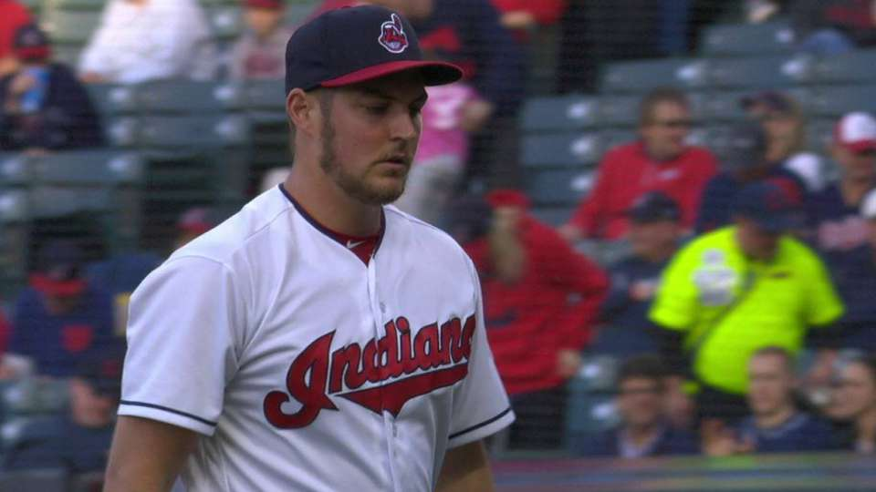 Bauer's filthy strikeout