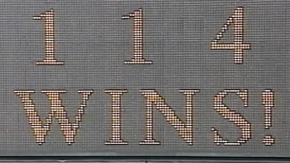 Yankees get 114th win of 1998
