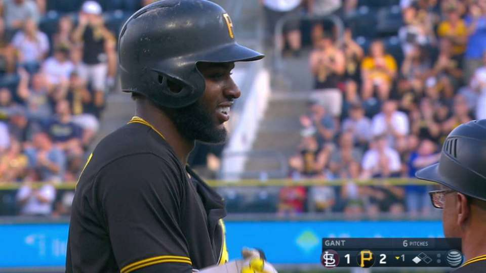 Polanco's 2-run triple