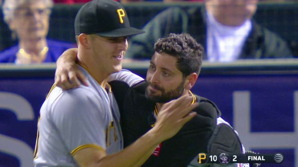 Taillon goes the distance in win