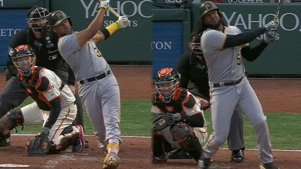 Diaz, Bell go back-to-back
