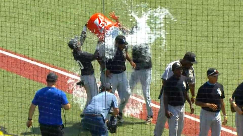 White Sox clinch Senior title