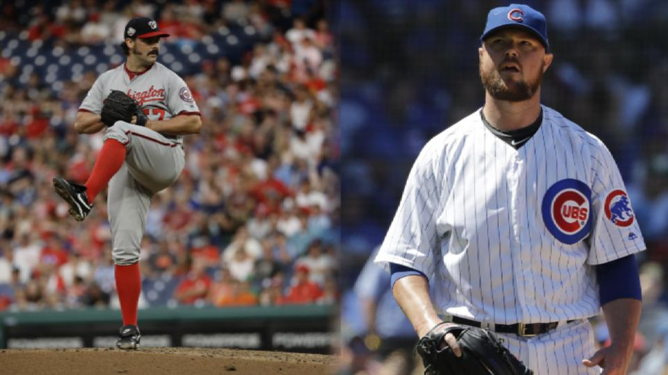 Roark and Lester to face off