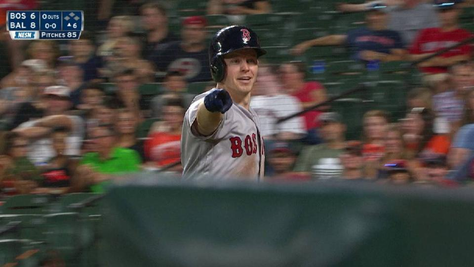 Holt's solo big fly