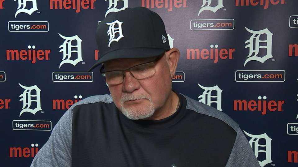 Gardenhire on win over Twins