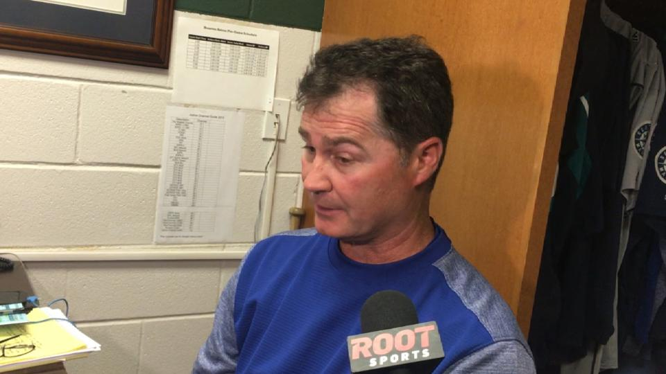 Servais on 5-2 win over Astros
