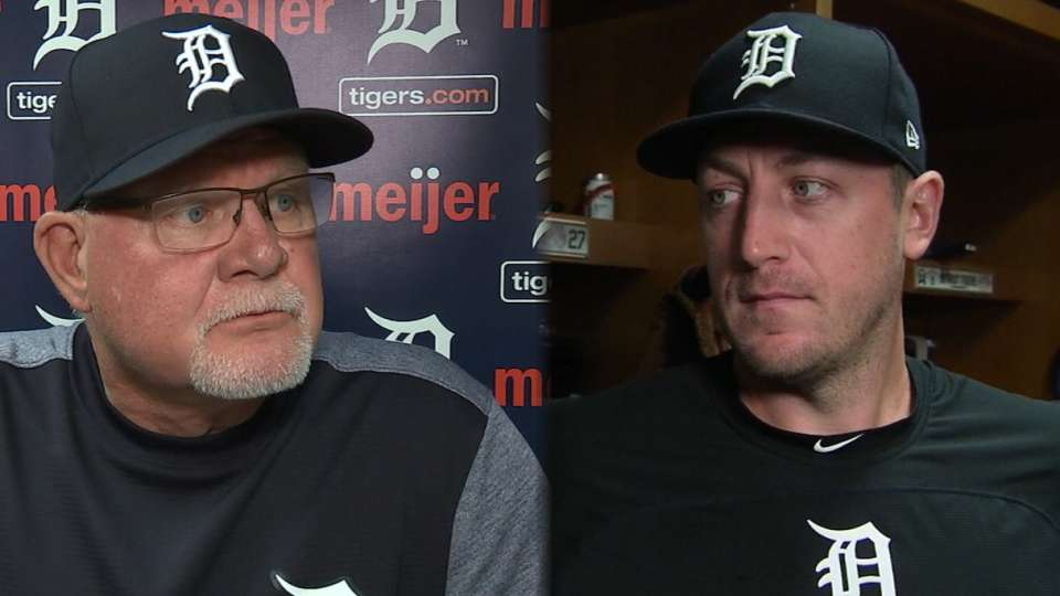 Tigers on victory over Twins