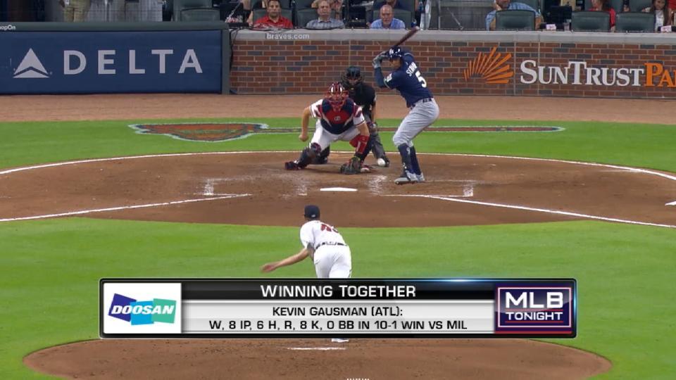 MLB Tonight: Gausman impresses
