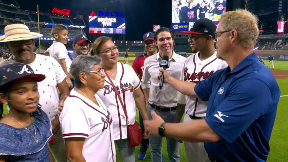 Camargo's family joins interview
