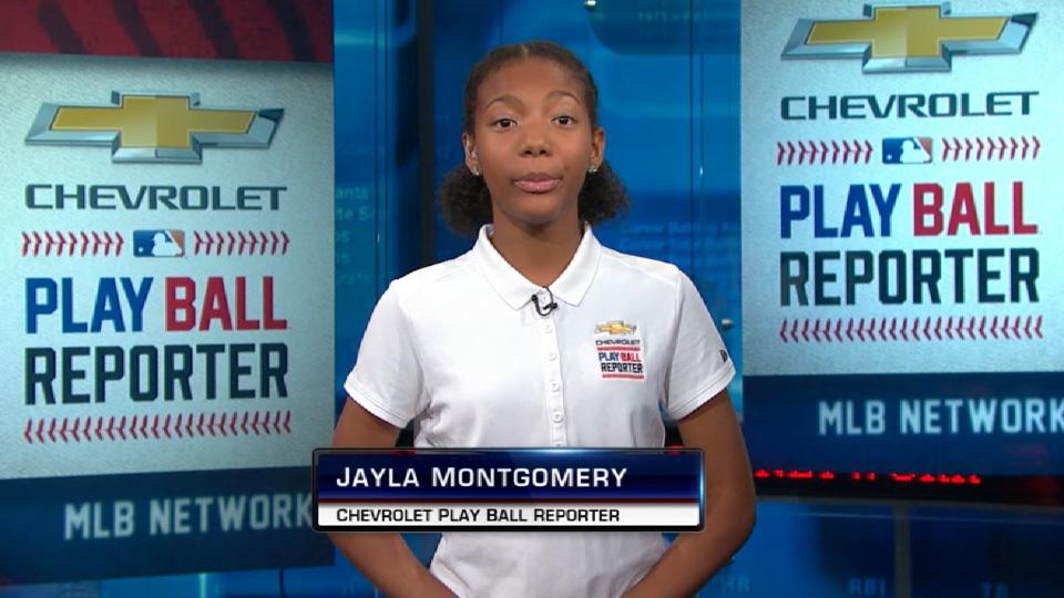 Play Ball: Chevy Reporter