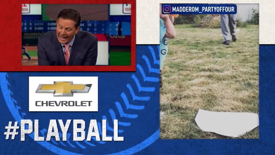 Play Ball: Chevy Flipbook