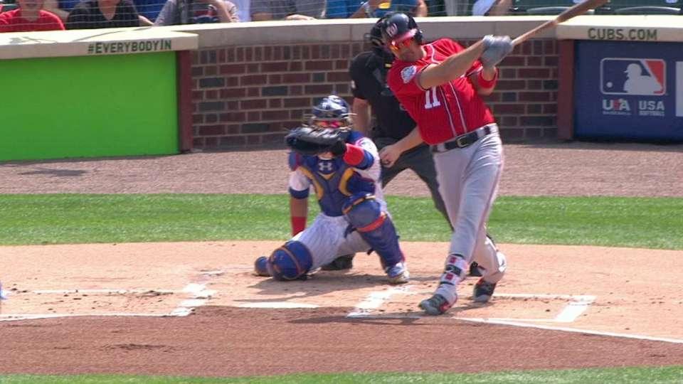 Zimmerman's 2-run long ball