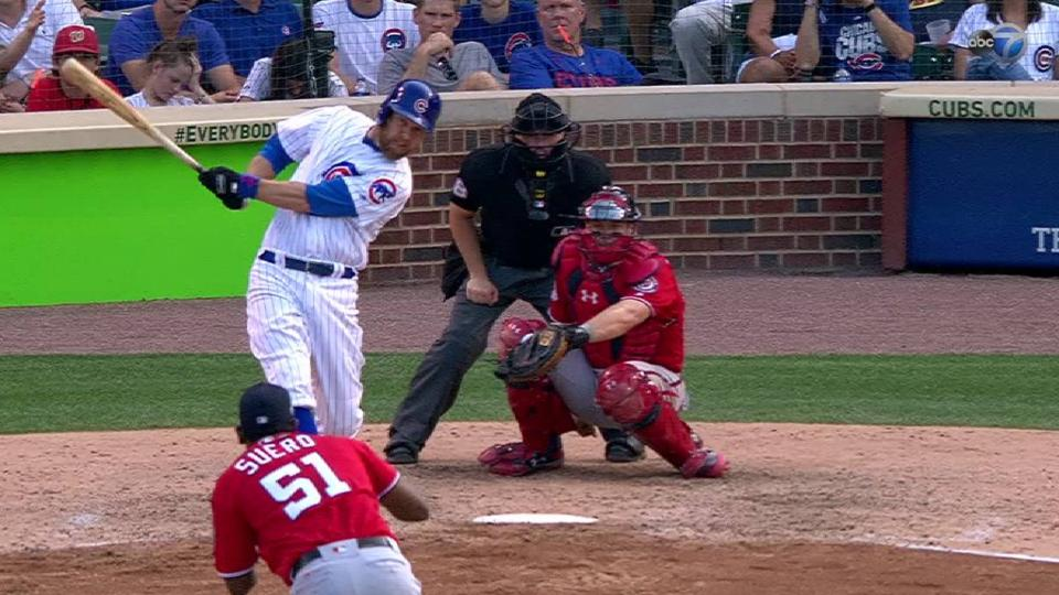 Zobrist's 2-run double