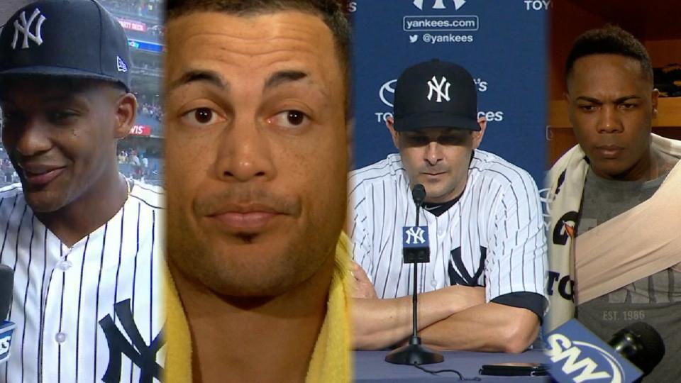 Yankees on the winning effort
