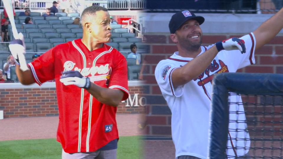 Braves Alumni Home Run Derby