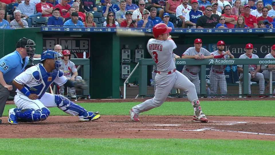 Gyorko's RBI single