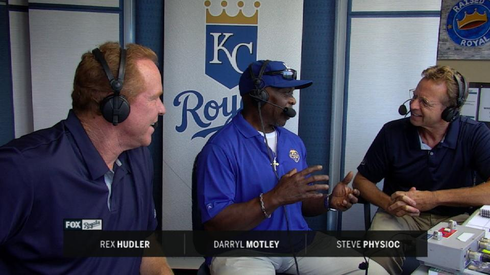Motley on the '85 Royals team