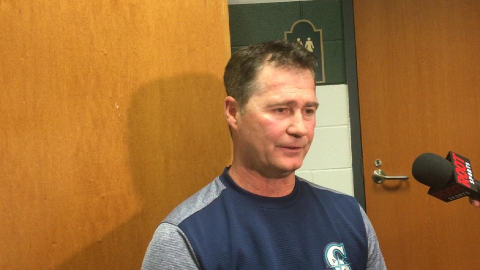 Servais on Heredia's defense