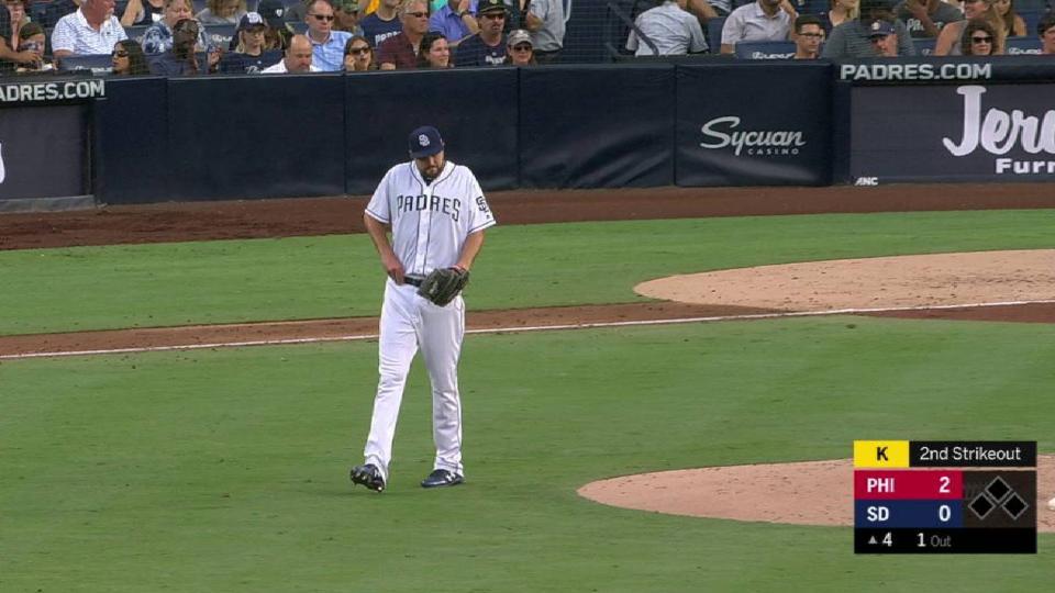 Lockett strikes out Cabrera