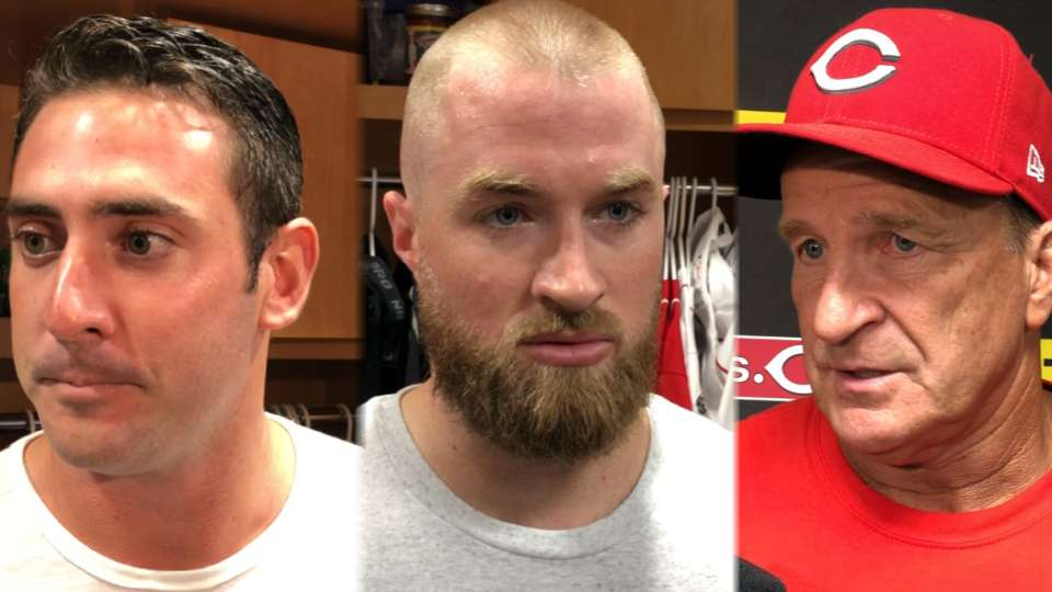 Reds on win over D-backs